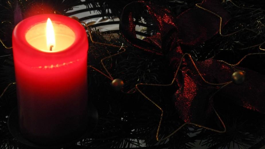 Weihnachten – Die Räder stehenstill
