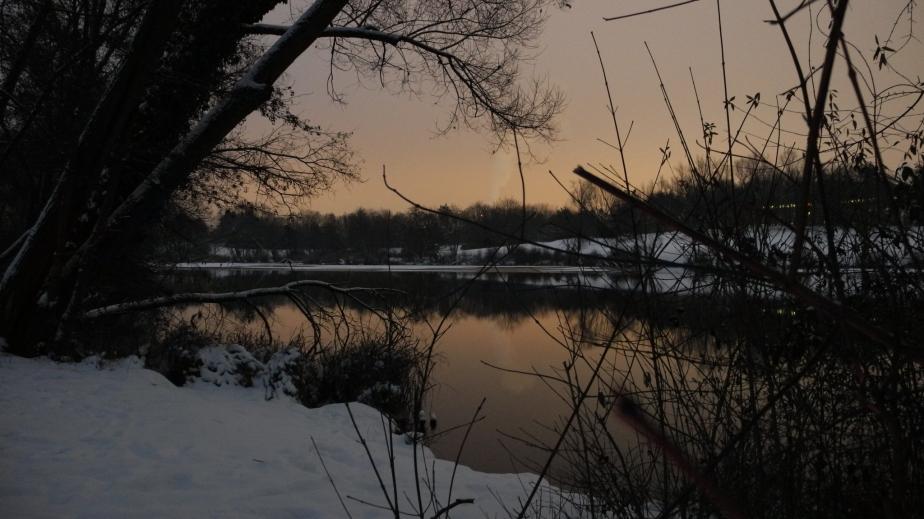 Stadt-Land-Fluss-Runde im Schnee