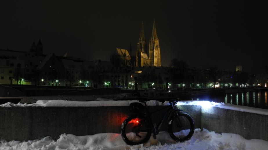 Nachtansichten – Noch ist die Stadtruhig