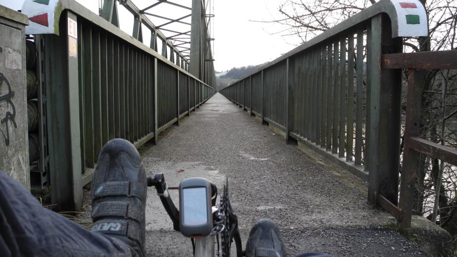 Das Geheimnis der EisenbahnbrückeGroßprüfening