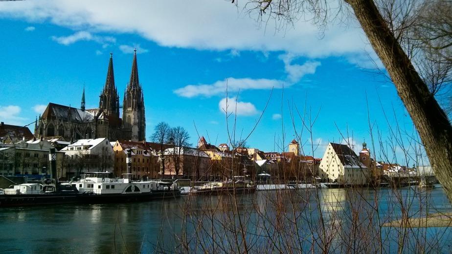 Stadtrunde mit Blick auf den RegensburgerDom