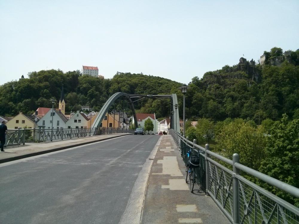 Stadtradeln Regensburg - Tag 4 - Lenting/Dietfurt (1/6)