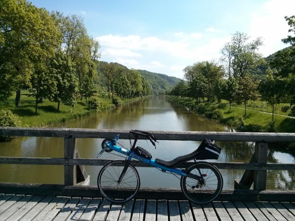 Stadtradeln Regensburg - Tag 5 - Kipfenberg/Altmühltal (1/6)