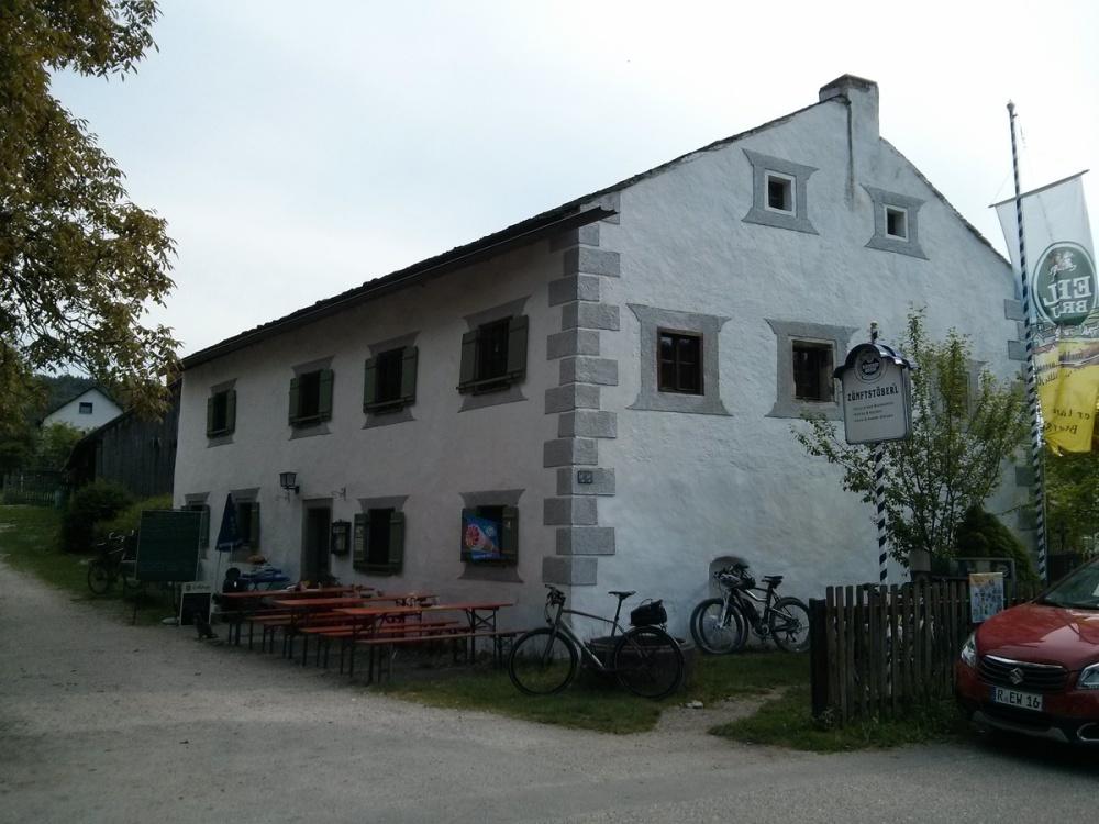 Stadtradeln Regensburg - Tag 7 - Stadtfahrten - Matting Biergarten (2/3)