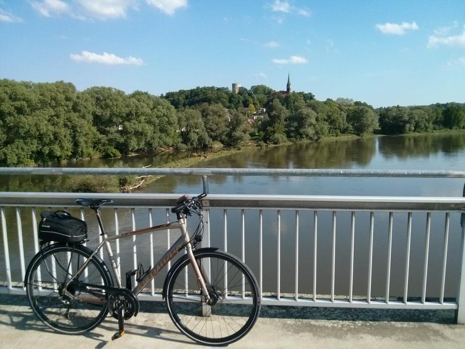 Stadtradeln Regensburg – Tag 10 – Stadt-Land-Fluss-Runde