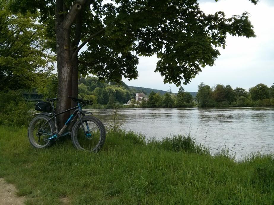 Stadtradeln Regensburg – Tag 13 – Fatbikerunde nachOberndorf