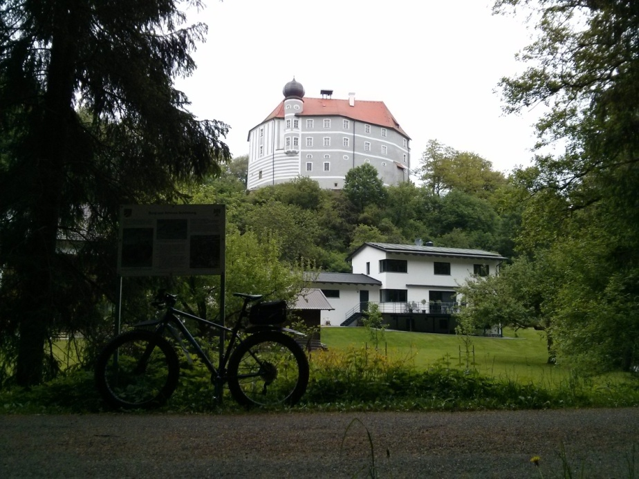 Stadtradeln Regensburg – Tag 16 – Falkenstein/BadAbbach