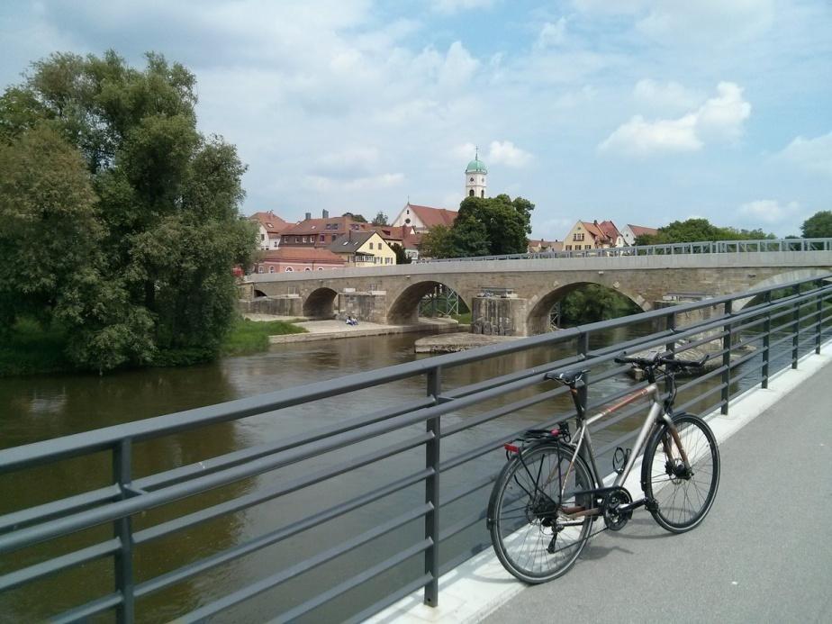 Stadtradeln Regensburg – Tag 17 – Feiertagsfahrten in derStadt