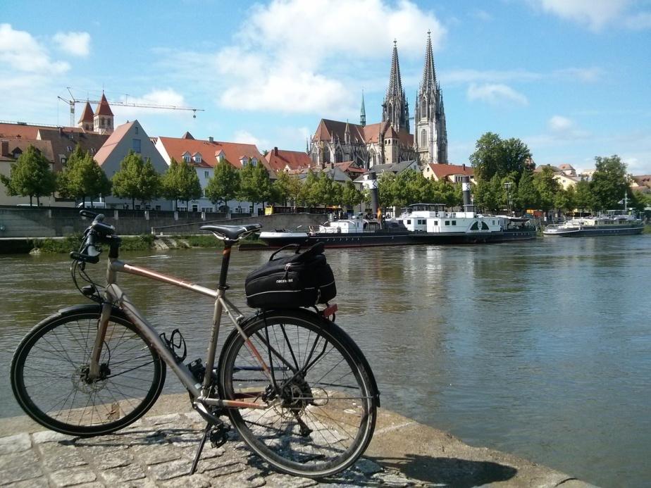 Stadtradeln Regensburg – Tag 18 – Stadtfahrten an derDonau
