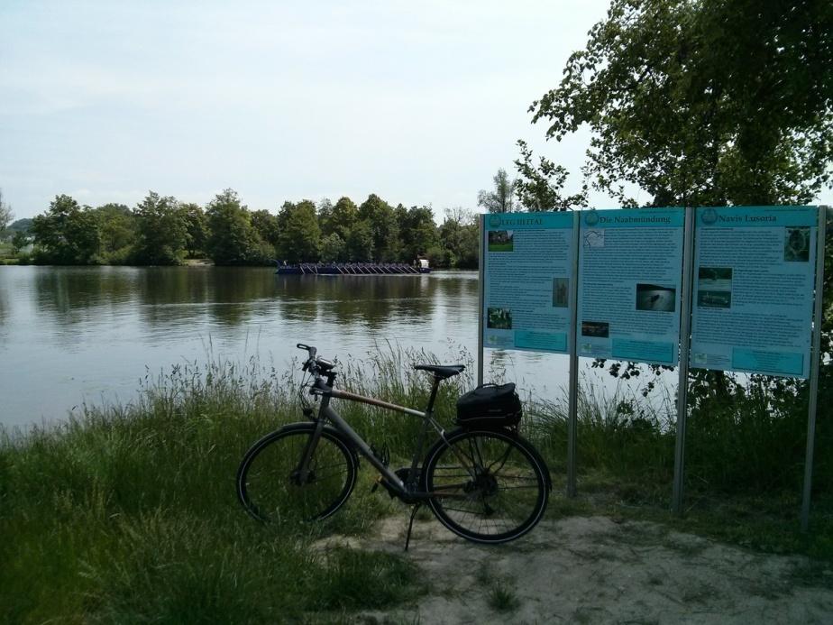 Stadtradeln Regensburg – Tag 20 – Am Fluss und Verfolgermannschaft