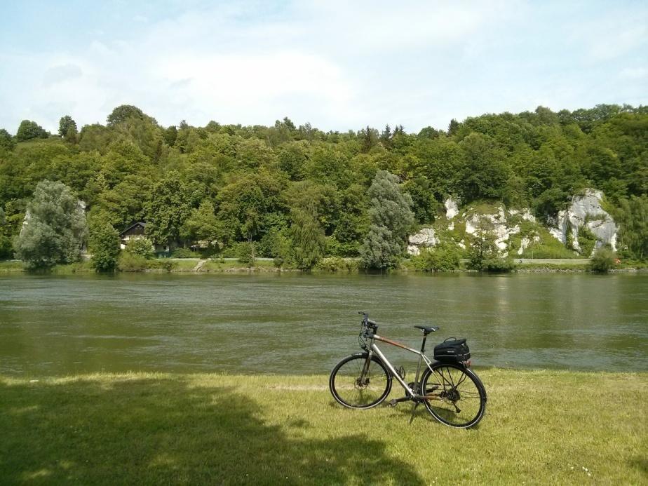 Stadtradeln Regensburg – Tag 21 – Schlusstag – Stadtfahrten/Matting