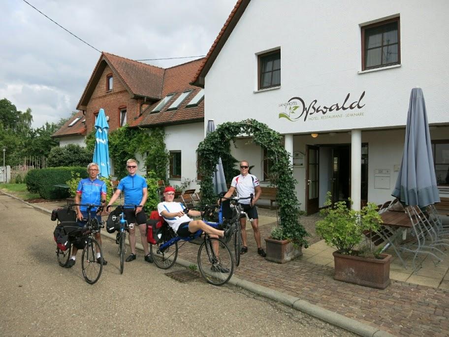 Schwarzwaldtour Tag 6
