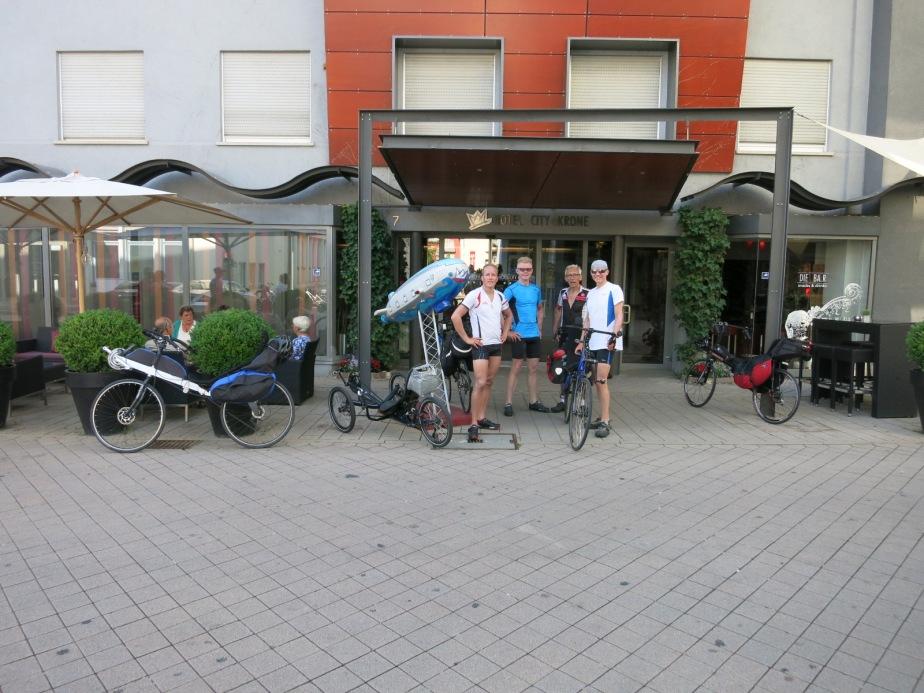 Schwarzwaldtour Tag 2