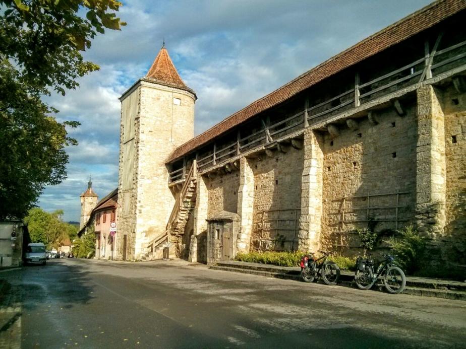 Fatbiketour – Tag 3 – Rothenburg ob der Tauber –Eichstätt