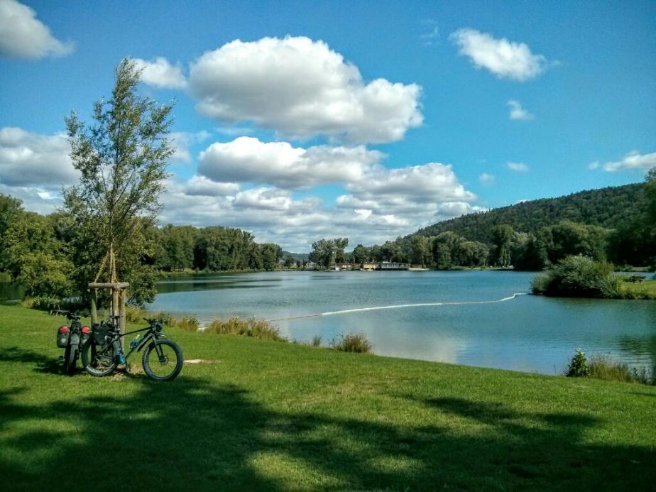 Fatbiketour – Tag 4 – Eichstätt –Regensburg/Wald
