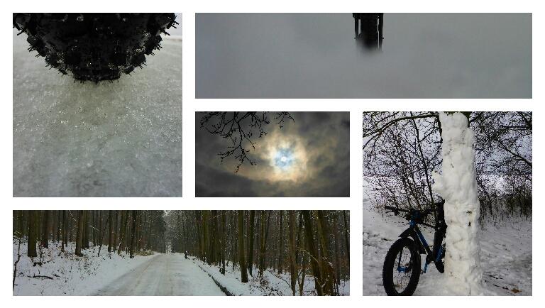 Dreikönigsrunde im Schnee undEis