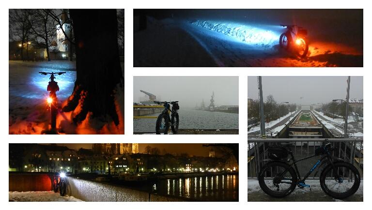 Nebel, Tauwetter, Schneeregen,Farben