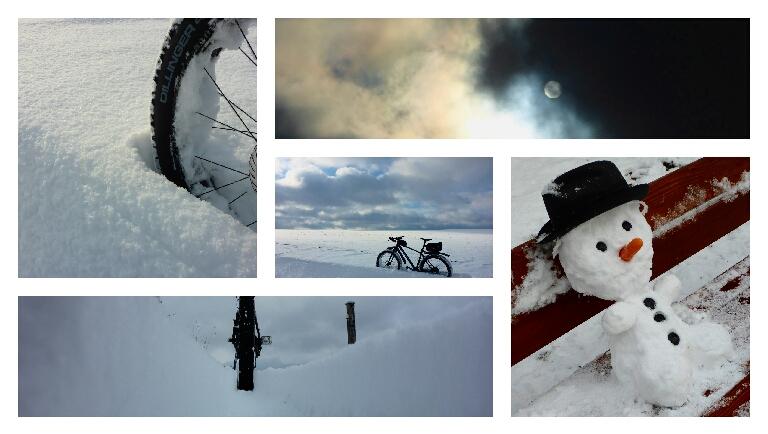 Mehr oder weniger Schnee, HauptsacheSpaß