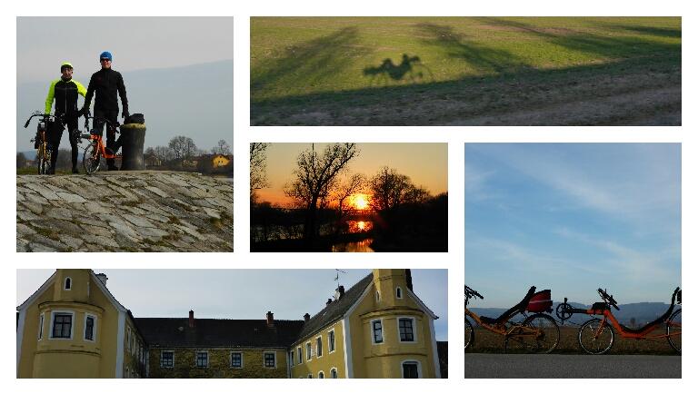Bei Sonne und Wind durchs Donautal und denGäuboden