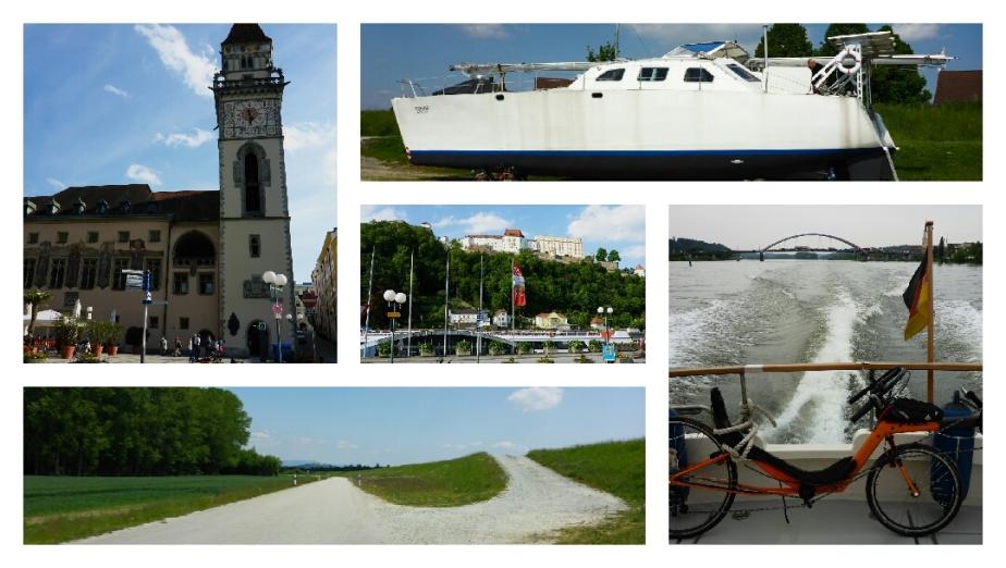 Spontane Passaufahrt