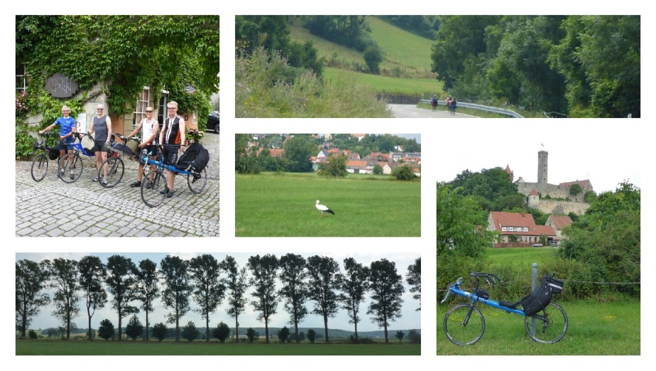 Nordbayernrunde Tag 4