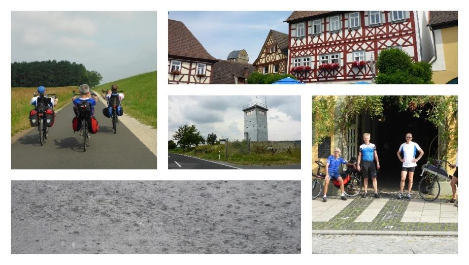 Nordbayernrunde Tag 2