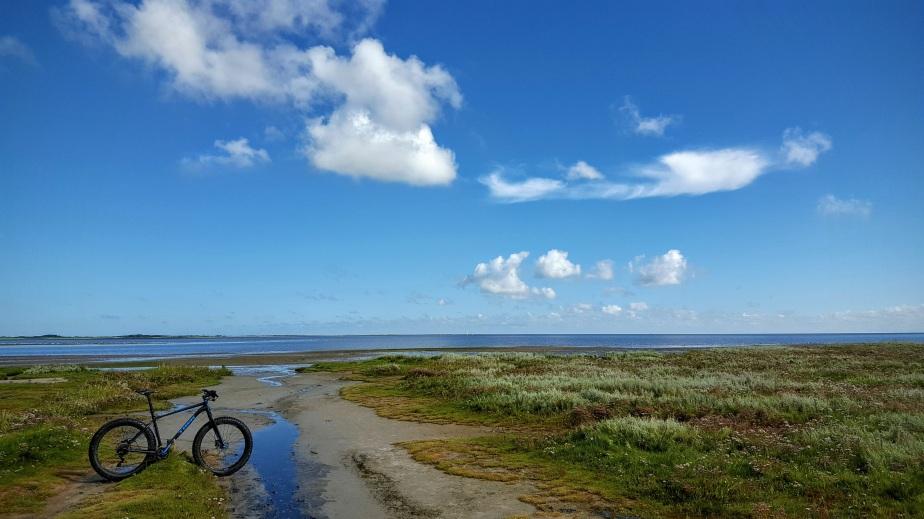 Das Fette im Hafen und am Nordstrand