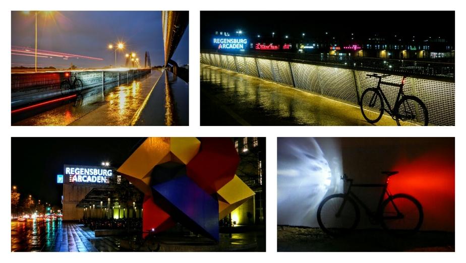 Viktor und Regen, Kälte, Dunkelheit