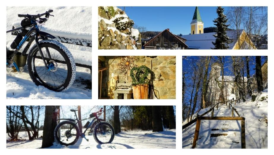 Fette Tour, fette Kälte, fetter Schnee und fetteSicht