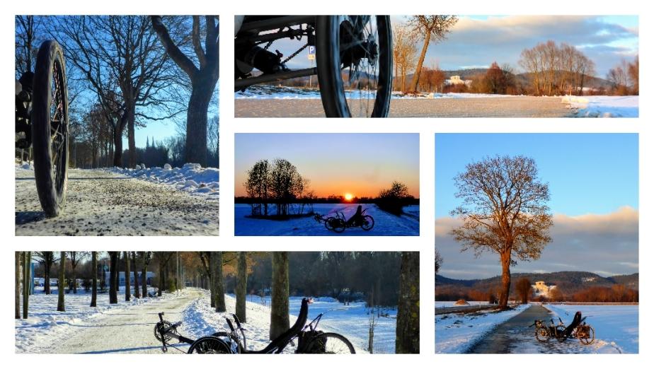 Unter der Sonne und unter der Kälte