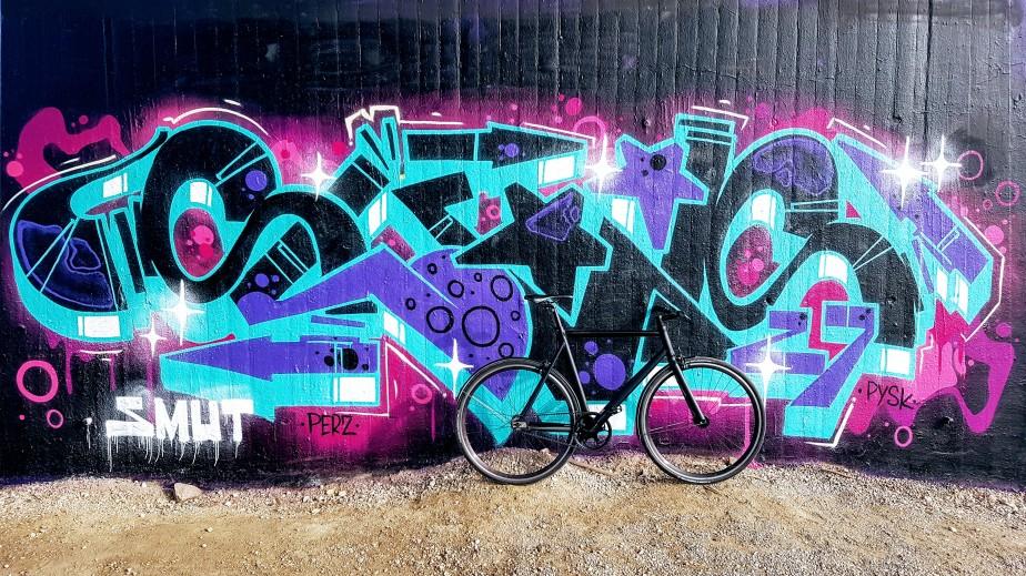 Viktor, Graffiti, Grieser Steg und Entenrennen