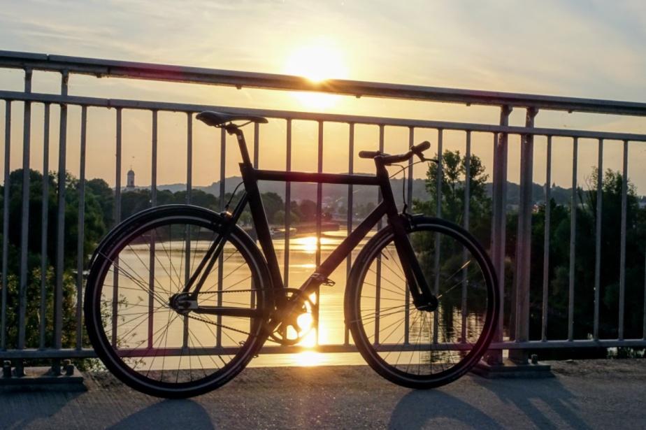 Viktor, Hitze, Sommeranfang, Sonnenuntergang