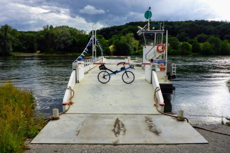 Start der TdF 2017 – Einzelzeitfahren mit demCarbonara