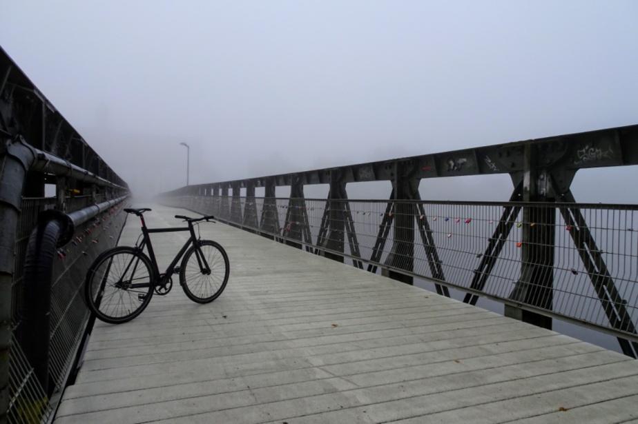 Viktor, Nebel, Brücken, Sonne,Schiffe